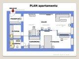 Apartament RYNEK STAREGO MIASTA 2 - Starówka - Warszawa - Polska