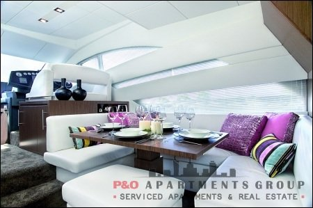 Rodman Muse 50 - Luxury Yacht Charter - Puerto Banus - Marbella